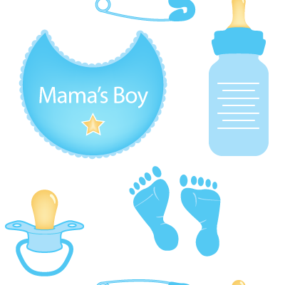 Baby Boy Items PNG Transparent Baby Boy Items.PNG Images.