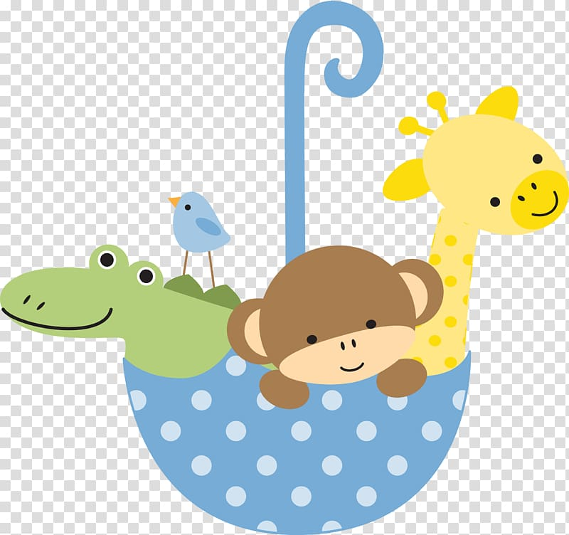 Toy Baby rattle , baby boy shower transparent background PNG.