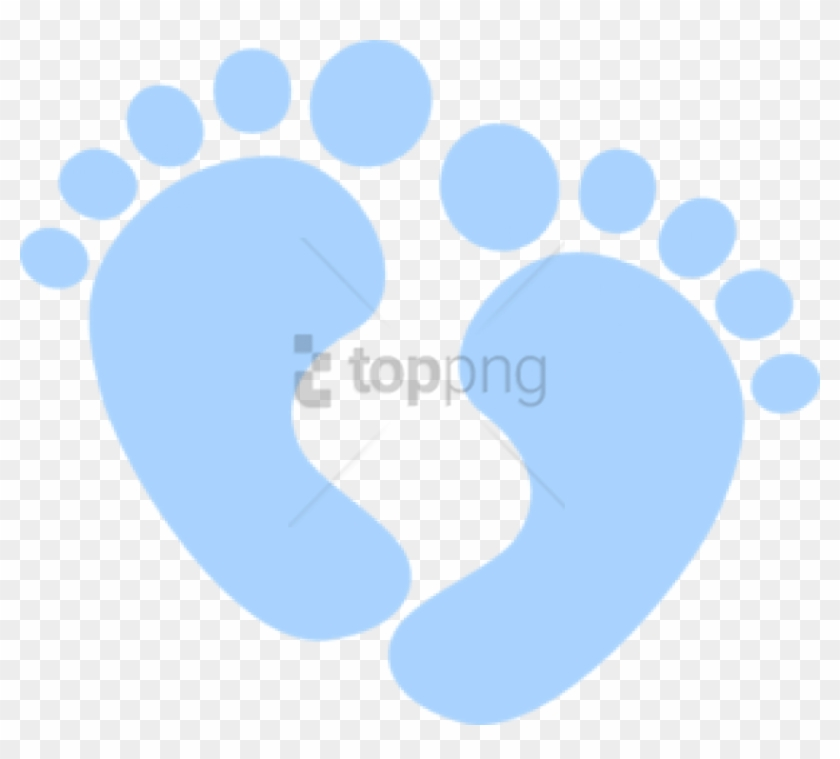 Free Png Baby Boy Footprints Png Image With Transparent.