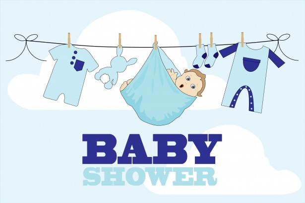 Free Baby Shower Boy, Download Free Clip Art, Free Clip Art.