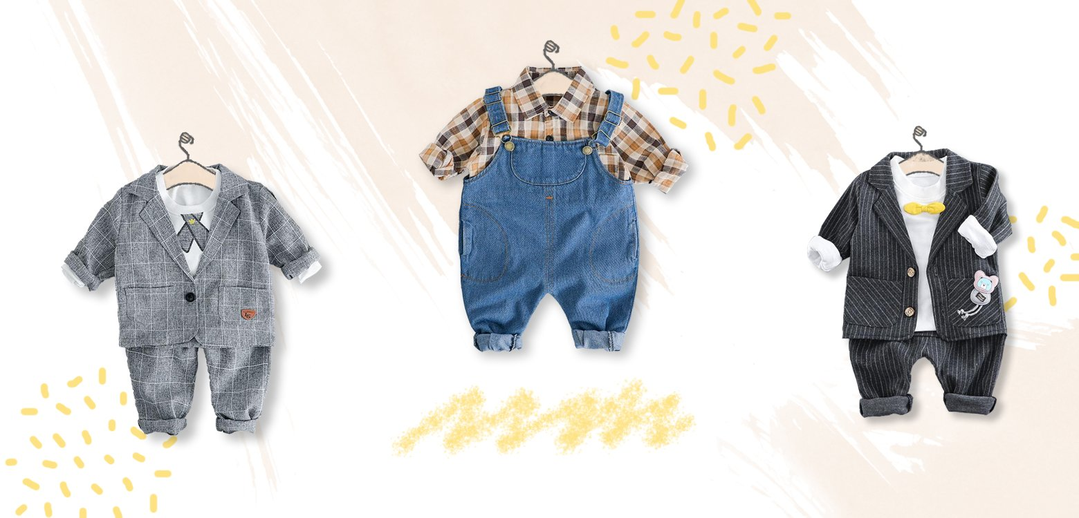 Online Baby & Kids Product Shop.