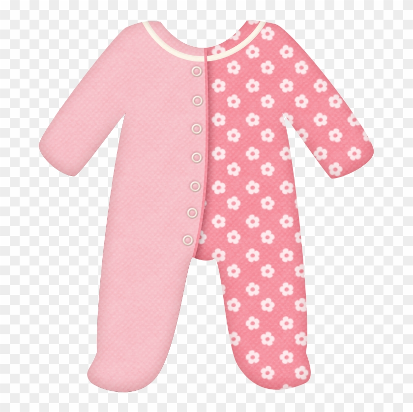 Baby Cloth And Toys Of The Baby Girl Clip Art.
