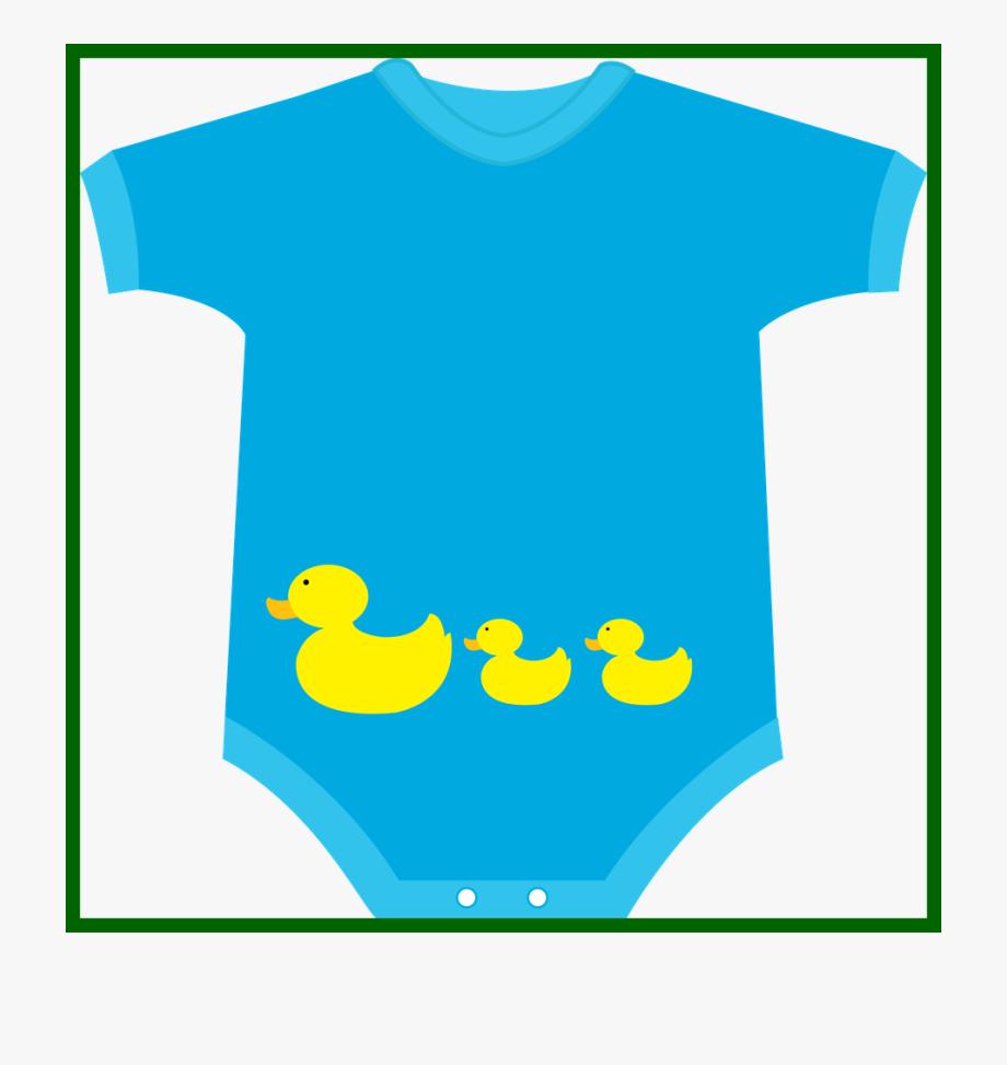 Baby Boy Clothes Clipart.
