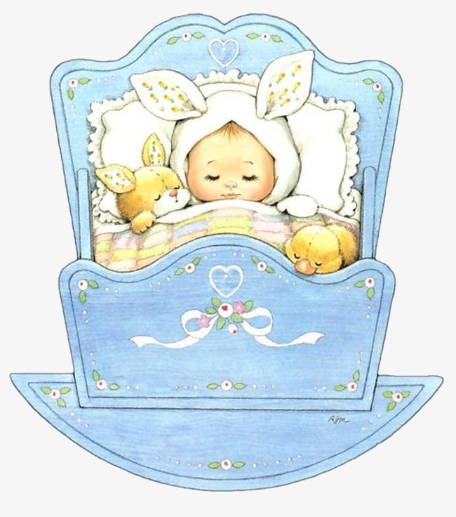 Sleeping Baby PNG, Clipart, Baby, Baby Clipart, Cartoon.