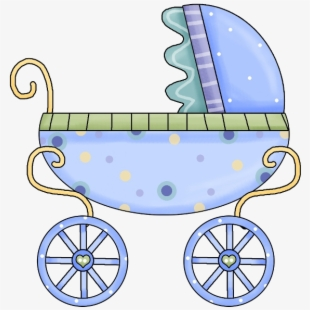 Baby Carriage Clip Art Images.