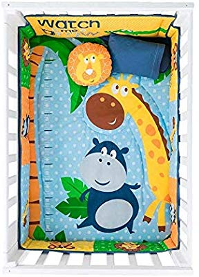 Amazon.com : Limited Edition Watch ME Grow Baby Boys Crib.