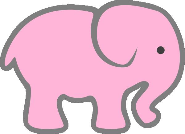 Elephant Template Printable.
