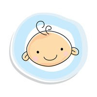 Cartoon Cute Adorable Baby Babies Infant Infants Toddler Toddlers.
