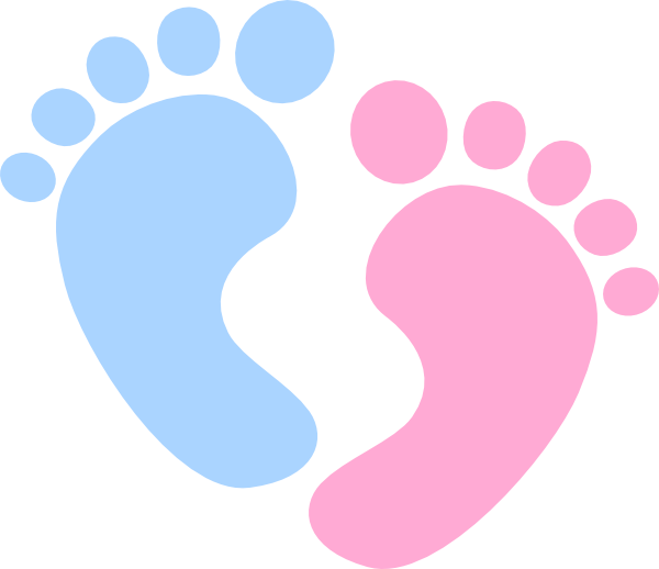 Free Baby Foot Prints, Download Free Clip Art, Free Clip Art.