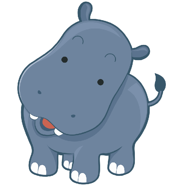 Baby Hippo Clipart at GetDrawings.com.