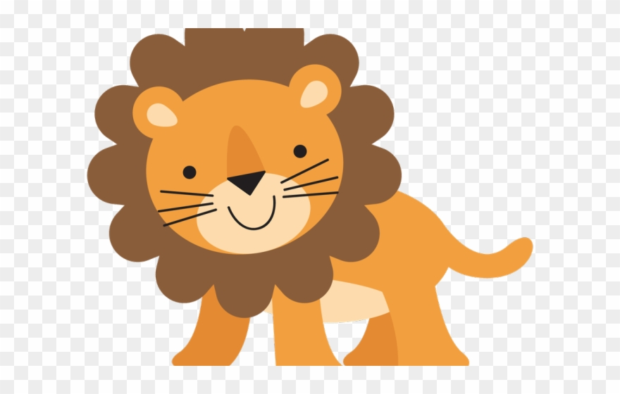 Lion Clipart Baby Boy.