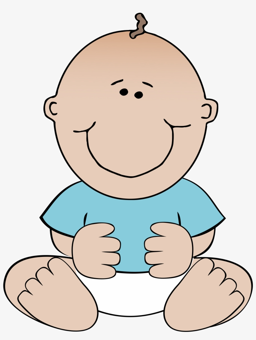 Graphic Library Library Bald Clipart Bald Baby.