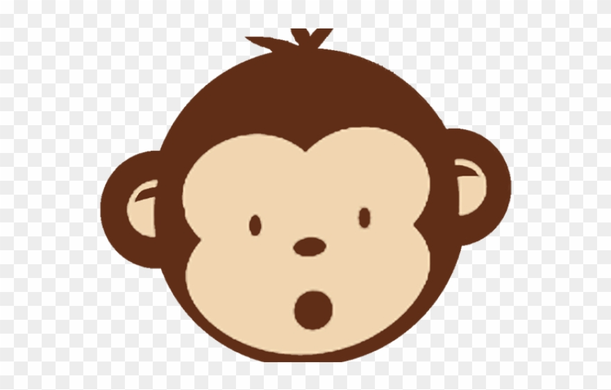Monkey Clipart Baby Boy.