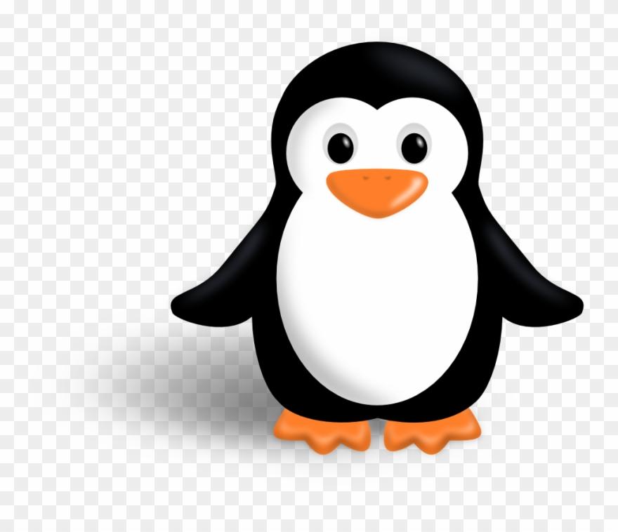 Penguin Clipart Png & Free Penguin Clipart.png Transparent.