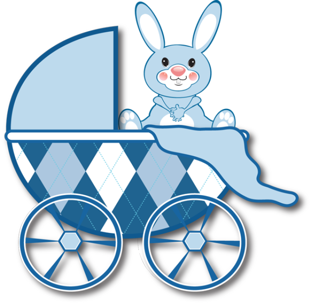 Image of baby stroller clipart 6 baby boy stroller clipart 2.