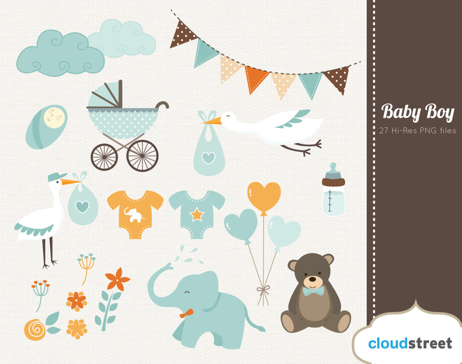 Free BABY BOY SHOWER CLIPART, Download Free Clip Art, Free.