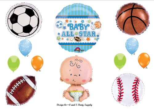 Baby boy sports clipart 4 » Clipart Station.