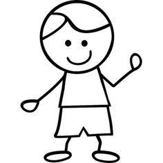 Boys clipart stick figure, Boys stick figure Transparent.