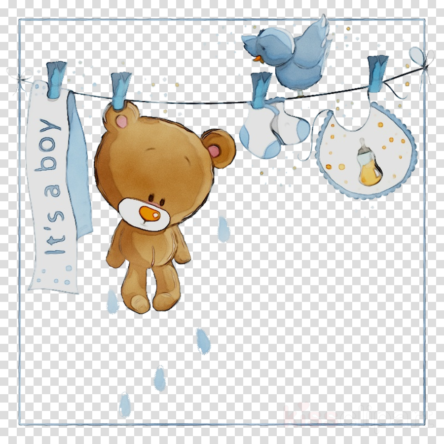 Teddy Bear Cartoon clipart.