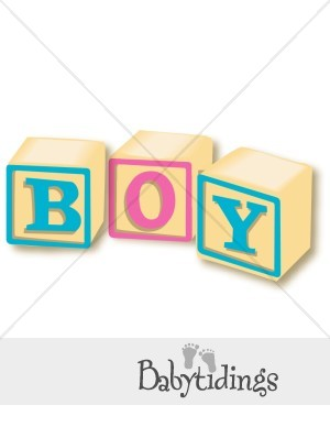 Blocks clipart baby boy, Blocks baby boy Transparent FREE.