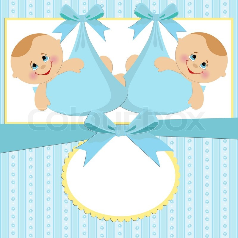 572 Twins free clipart.