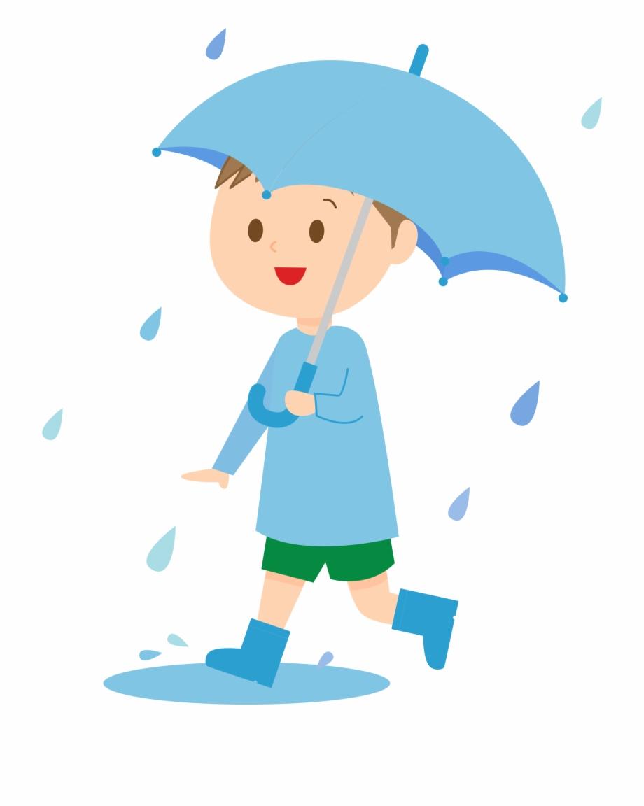 Clipart umbrella child, Clipart umbrella child Transparent.