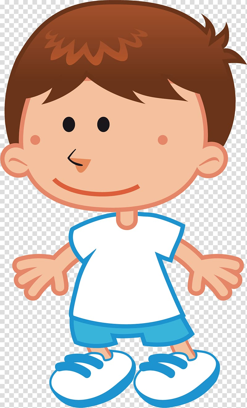 Cartoon Boy, Cartoon kids walk transparent background PNG.