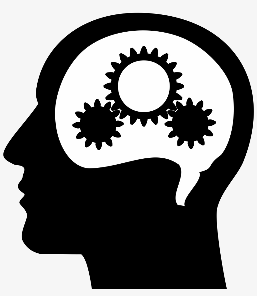 Vector Library Thinking Brain Png Hd Transparent Thinking.