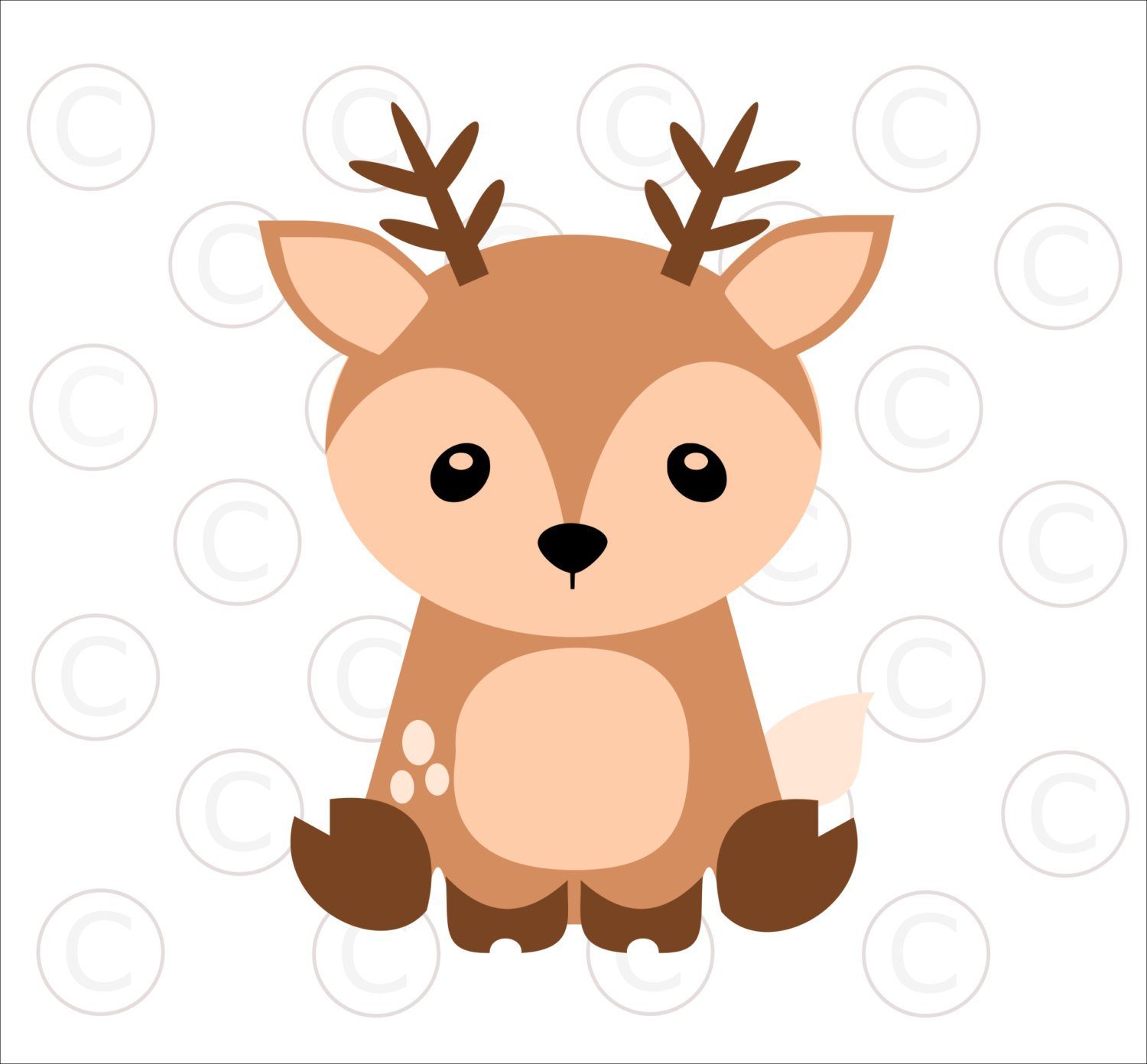 Deer Face Clipart at GetDrawings.com.