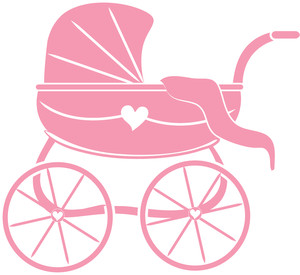 Stroller clipart - Clipground