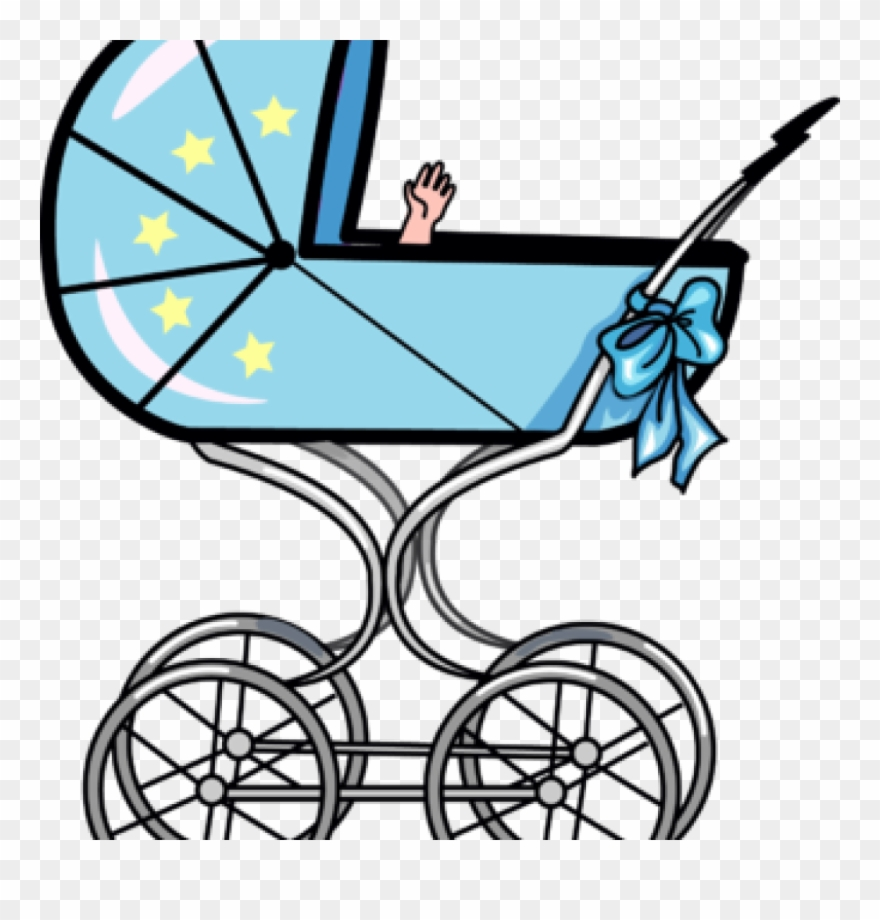 Baby Carriage Clipart Free Image Ba Carriage Ba Clip.
