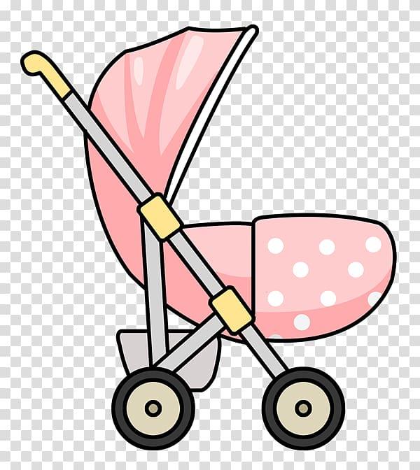 Doll Stroller Cartoon Baby transport , Baby Buggy.