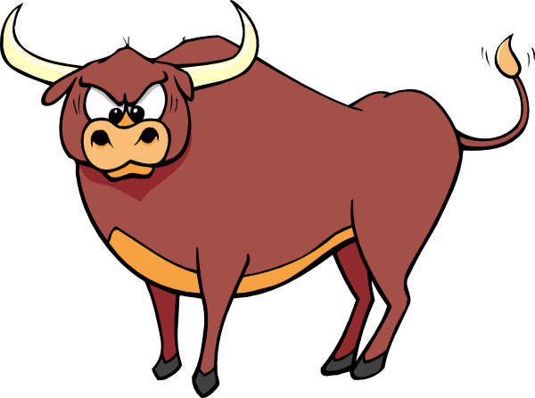 Free Cartoon Bull, Download Free Clip Art, Free Clip Art on.