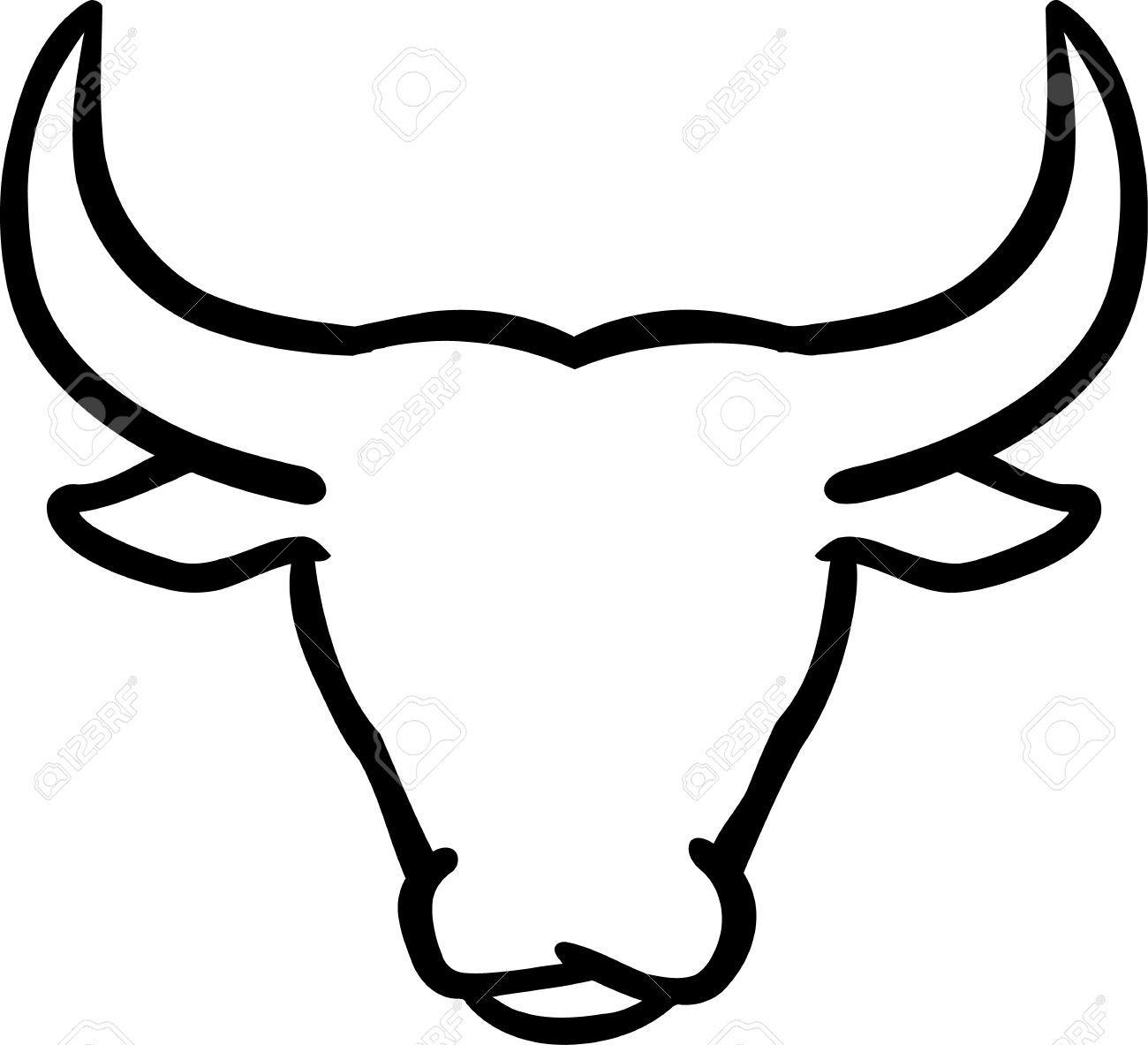 Bull Clipart Head.