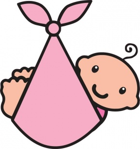 Baby Bundle Clipart.