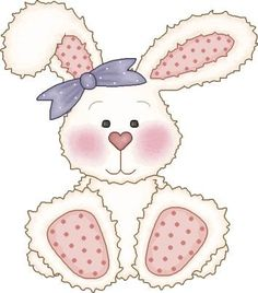 free clip art bunny rabbit clipart library. baby rabbit.