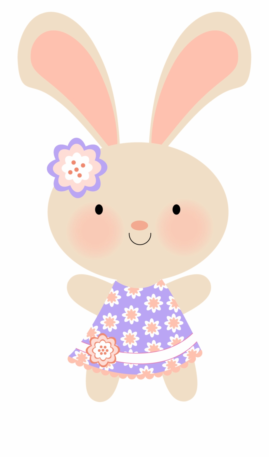 Bunnies Clipart Baby Shower Cute Bunny Png Clip.
