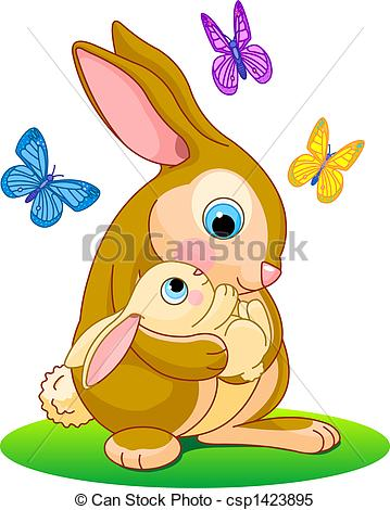 Rabbits Illustrations and Clip Art. 50,004 Rabbits royalty free.