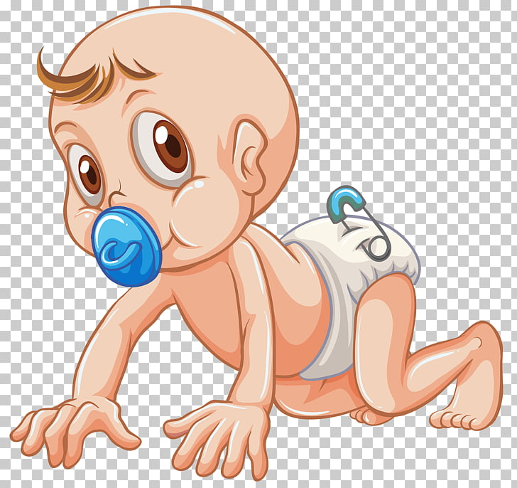Infant Drawing Pacifier Illustration, baby PNG clipart.