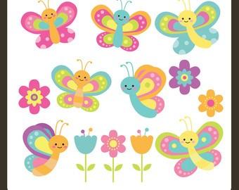 Baby butterflies clipart 2 » Clipart Portal.