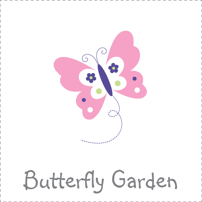 Baby Butterfly Clipart.