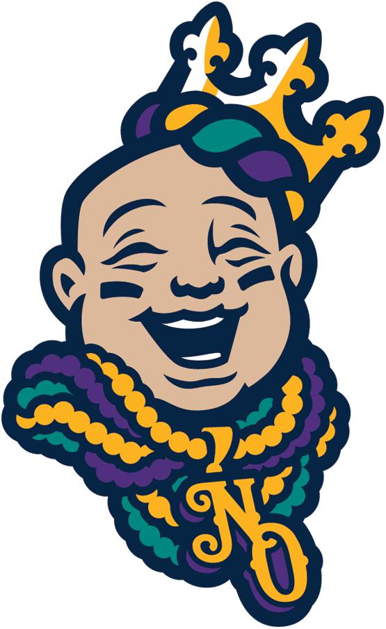 New Orleans Baby Cakes Alternate Logo (2017).