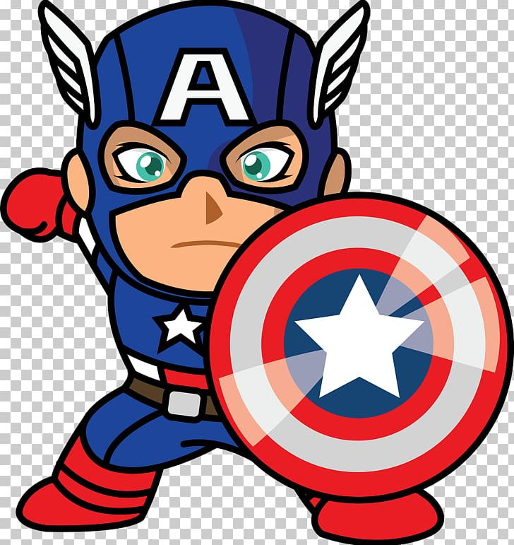 Captain America Infant United States Cartoon Cuteness PNG.