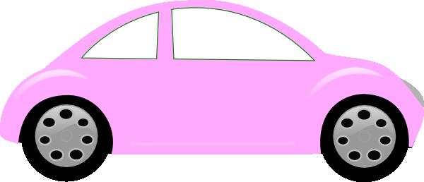 Baby Pink Car Clip Art at Clker.com.