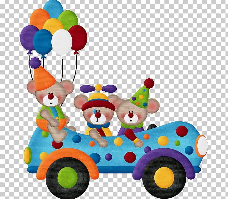 BiDoLu Parti&Oyun Evi Digital Scrapbooking Birthday PNG.