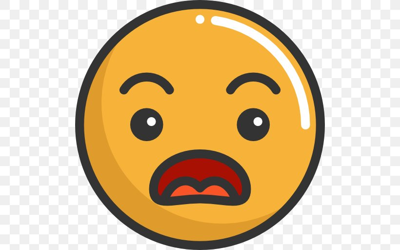 Smiley Emoticon Clip Art, PNG, 512x512px, Smiley, Anger.
