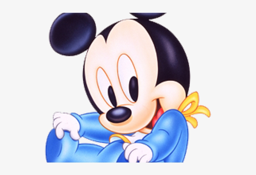 Mickey Mouse Clipart Baby.