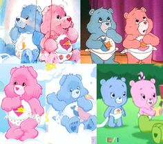 236 Best care bear clipart images.