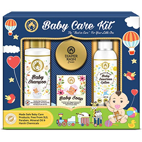 Amazon.in: Buy Mom & World Baby Care Collection Gift Pack.
