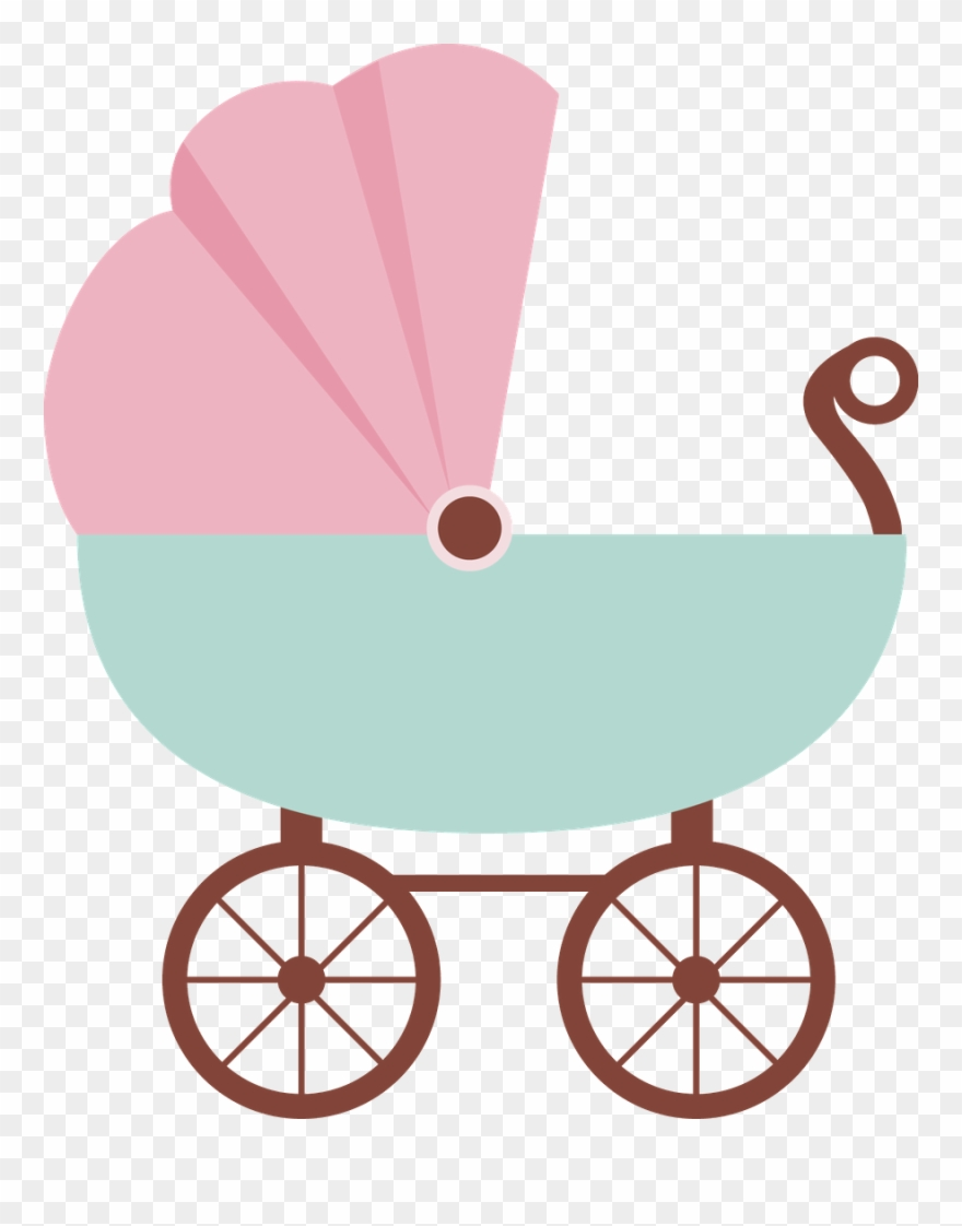 Baby Carriage Clip Art.